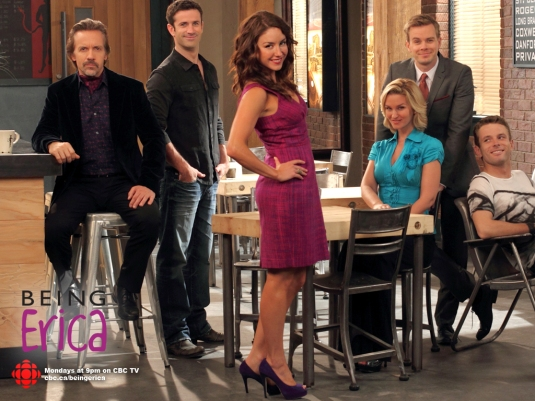 Being Erica Cast