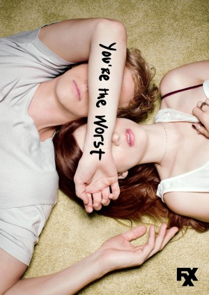 YOU'RE THE WORST -- KEY ART